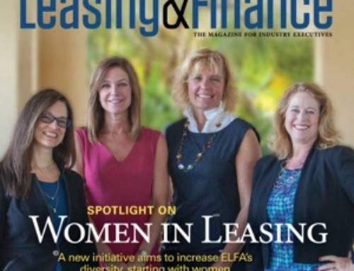 Featured in EL&F Magazine: Spotlight on Women in Leasing