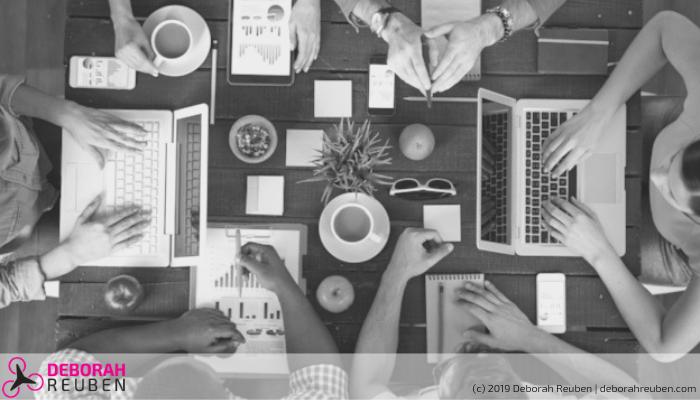 NEFA Productivity Hacks Summer Issue - Deborah Reuben