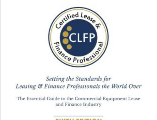 The Certified Lease & Finance Professionals' Handbook