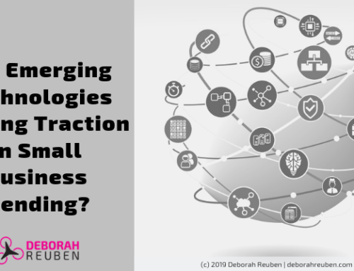 Are Emerging Technologies Gaining Traction in Small Business Lending?
