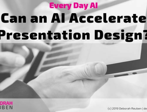 Everyday AI Experiment: AI for Creating Presentations