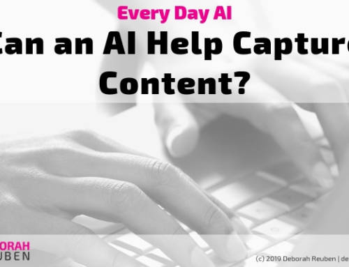 Everyday AI Experiment: Could an AI Accelerate Capturing 40 Expert Interviews?