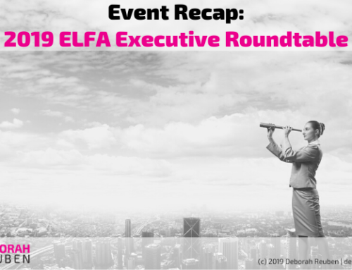 Event Recap: 2019 ELFA Executive Roundtable