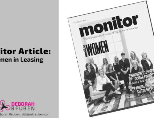 Monitor Article: Women in Leasing