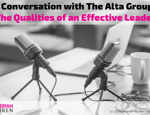 A Conversation with The Alta Group: The Qualities of an Effective Leader