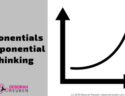 Exponentials and Exponential Thinking
