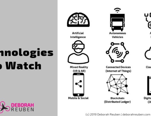 The TomorrowZone: Technology Trends to Watch