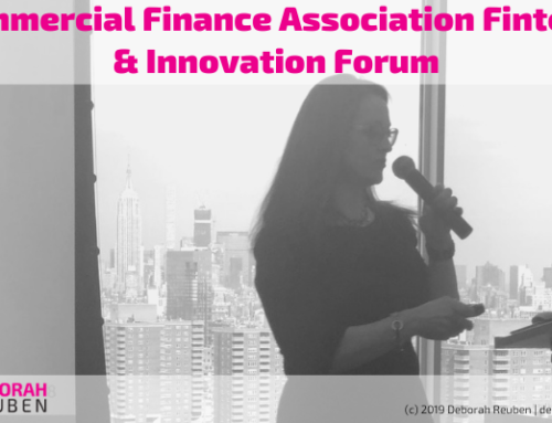 Event Recap: Commercial Finance Association Fintech & Innovation Forum