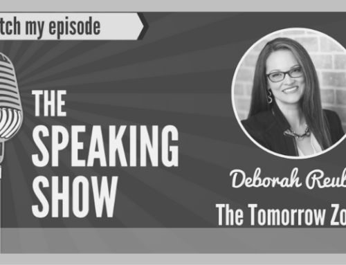 The Speaking Show: Podcast interview with David Newman