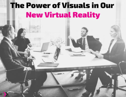 The Power of Visuals in Our New Virtual Reality