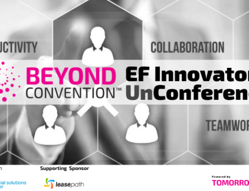 Beyond Convention: EF Innovators Unconference is Reimagining the Future of Equipment Finance