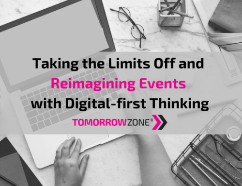 Taking the Limits Off and Reimagining Virtual Events with Digital-First Thinking