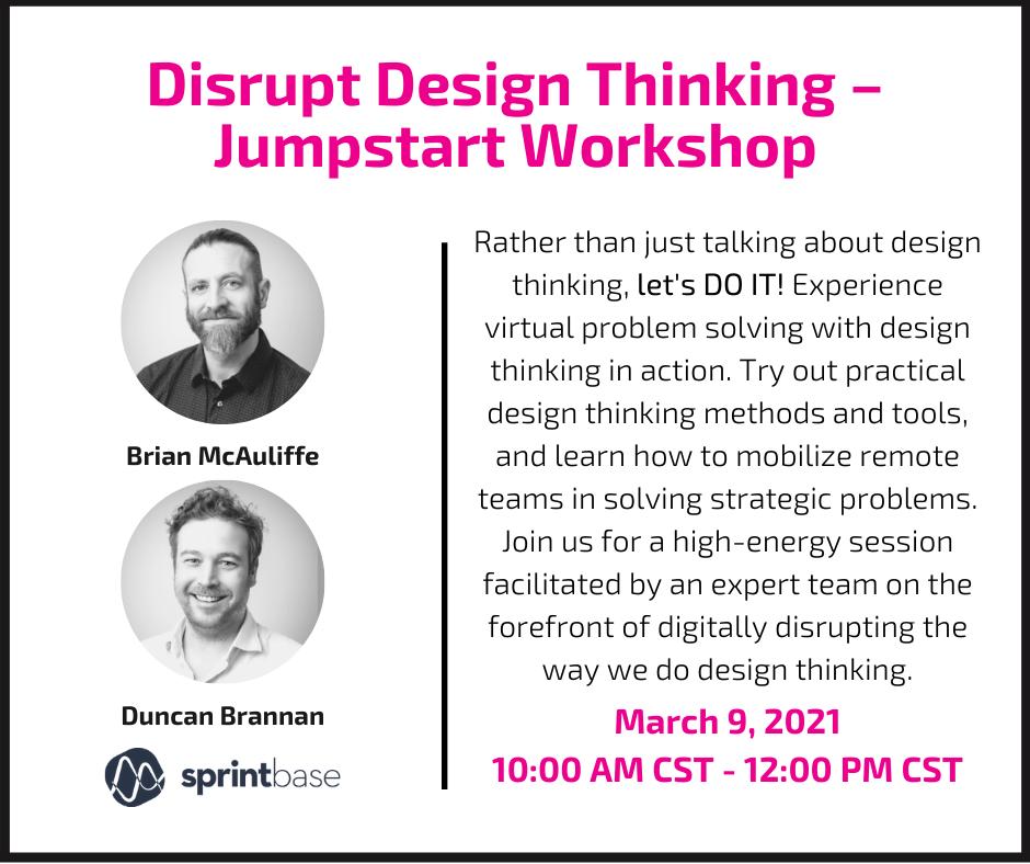Sprint Base & Treehouse Innovation event description