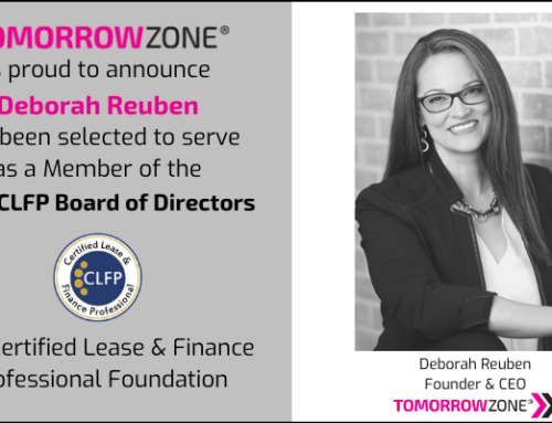 Deborah Reuben Elected to CLFP Foundation 2021 Board of Directors