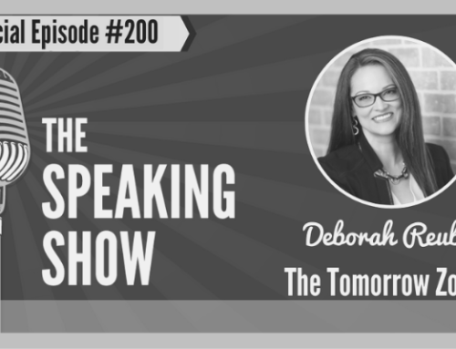 The Speaking Show – Deborah Reuben Featured in Top 200