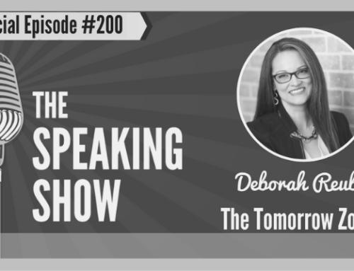 The Speaking Show – Deborah Reuben Featured in Top 200