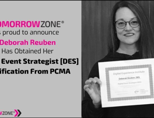 Deborah Reuben Has Obtained Her DES Certification from PCMA
