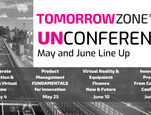 TomorrowZone® Announces the UnConference Spring Line Up
