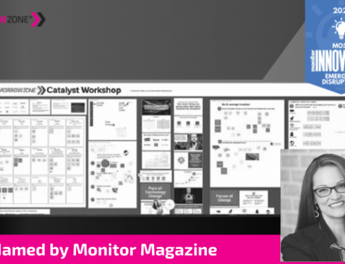Monitor Daily Magazine Names TomorrowZone® One of the Most Innovative Emerging Disruptors