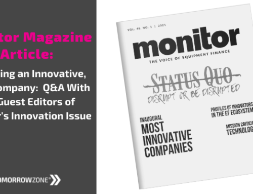 Highlights From Monitor Innovation Issue's Fireside Chat With Guest Editors, Deborah Reuben and Denis Stypulkoski